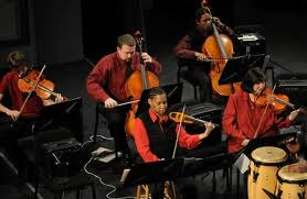 Theresa Jenkins-Russ and the Carolina Cool Jazz Orchestra
